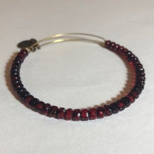 ALEX AND ANI Scarlet Luminary Bead - DISCONTINUED